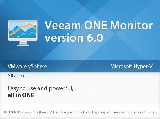 監控軟體 Veeam ONE Free Edition – Monitor 設定